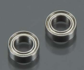 Ball Bearing 4x7x2,5mm
