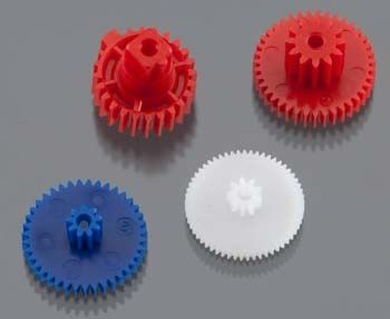 Rudder Servo Gear Set Inno