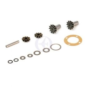 Differential Gear Set S Hawk XXT
