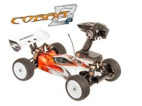Cobra Buggy Be-RTR 1/8 EP